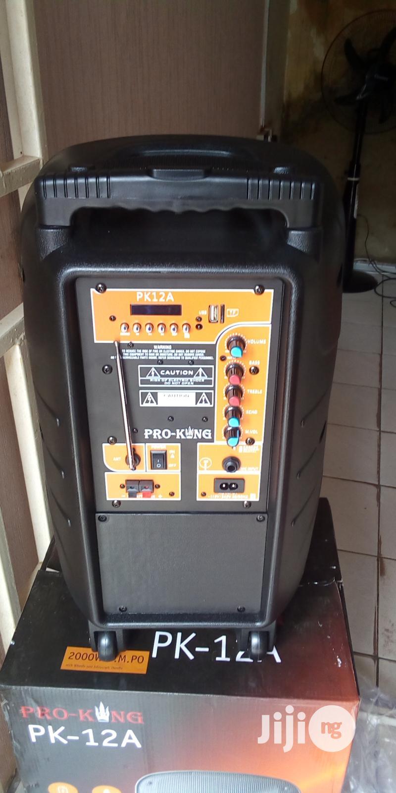Pro-King Speaker | Audio & Music Equipment for sale in Lafia, Nasarawa State, Nigeria