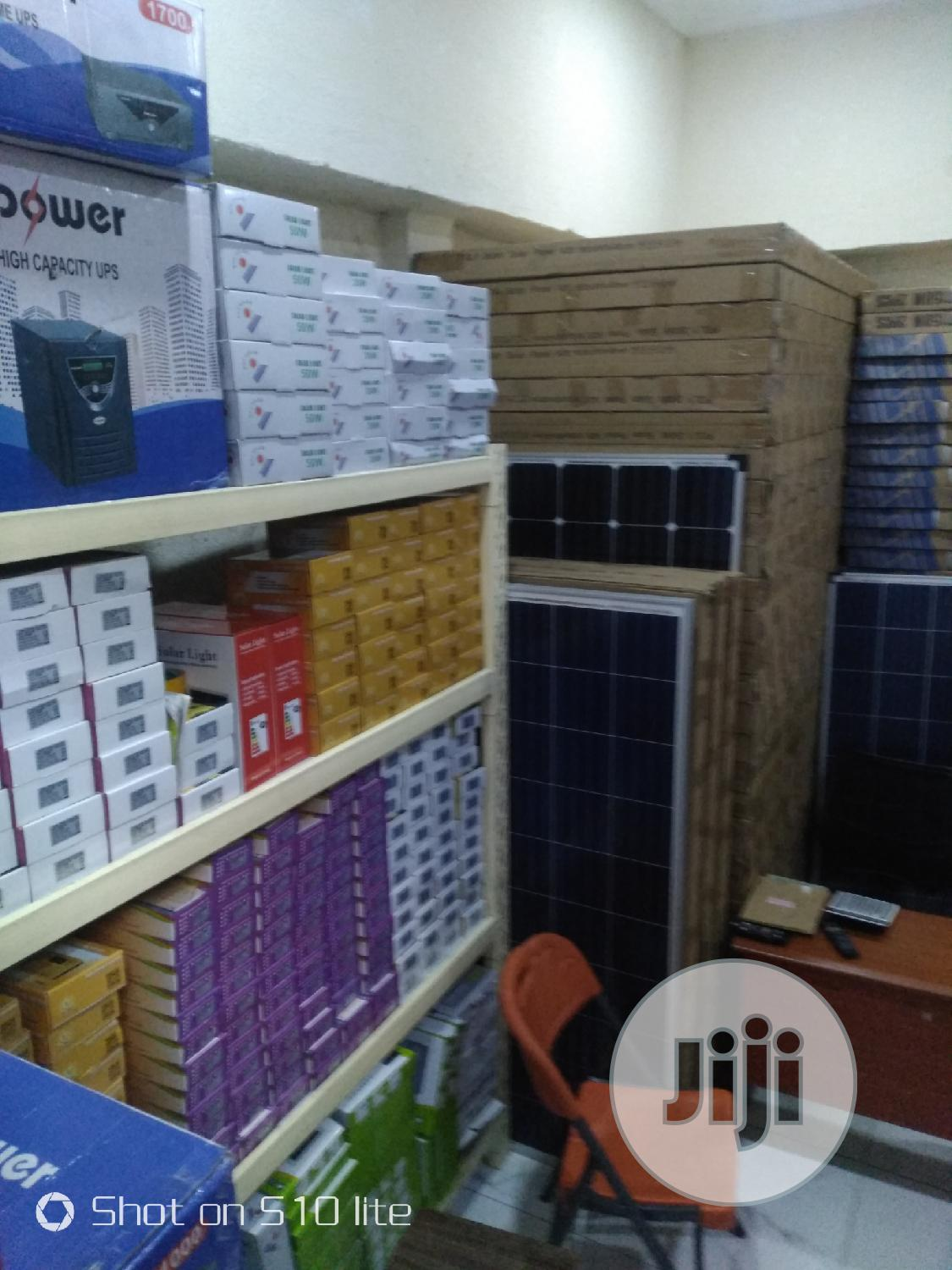 320watt Solar Panel Available for Sell. | Solar Energy for sale in Ojo, Lagos State, Nigeria