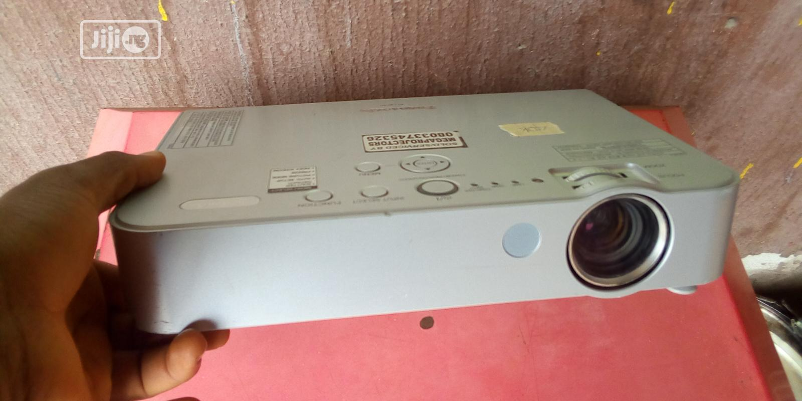 Portable Projector | TV & DVD Equipment for sale in Garki 1, Abuja (FCT) State, Nigeria