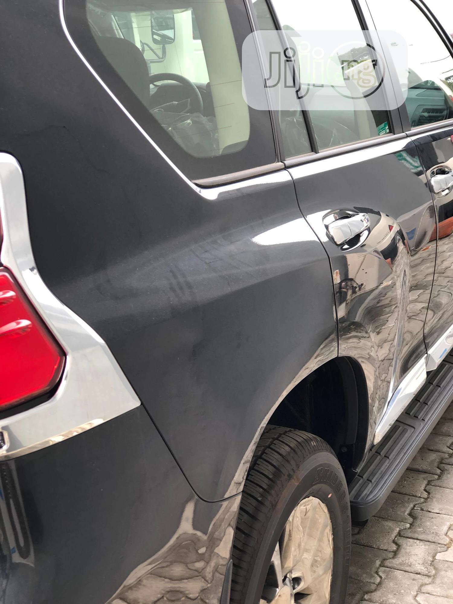 New Toyota Land Cruiser Prado 2020 Black | Cars for sale in Ikeja, Lagos State, Nigeria
