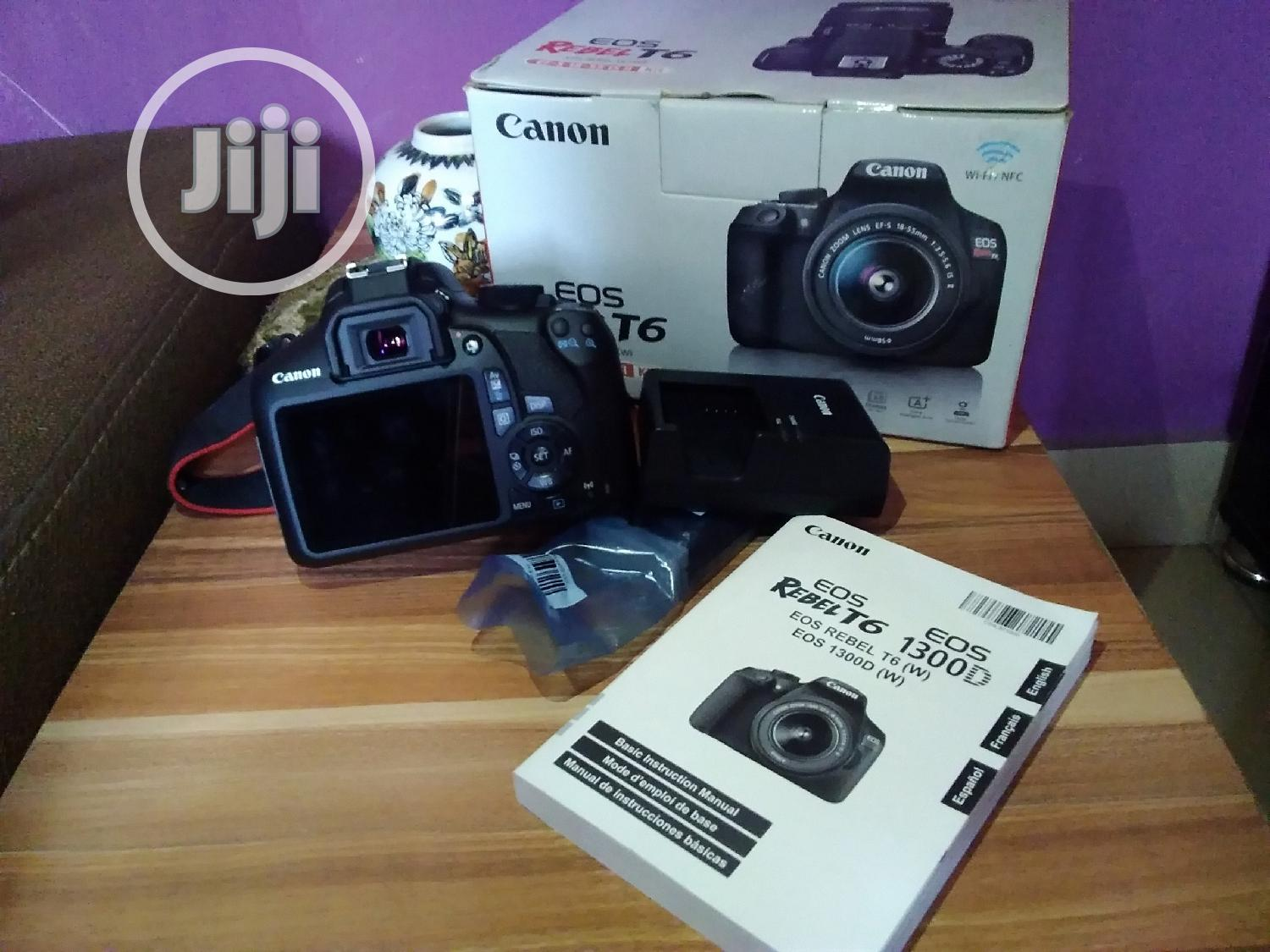 Canon EOS 1300D Rebel T6 Body Only