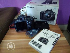 Canon EOS 1300D Rebel T6 Body Only   Photo & Video Cameras for sale in Lagos State, Alimosho