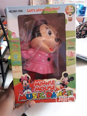 Minnie Mouse Dancing Toy   Toys for sale in Lagos State, Ajah