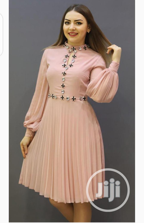 Quakity Ladies Dress