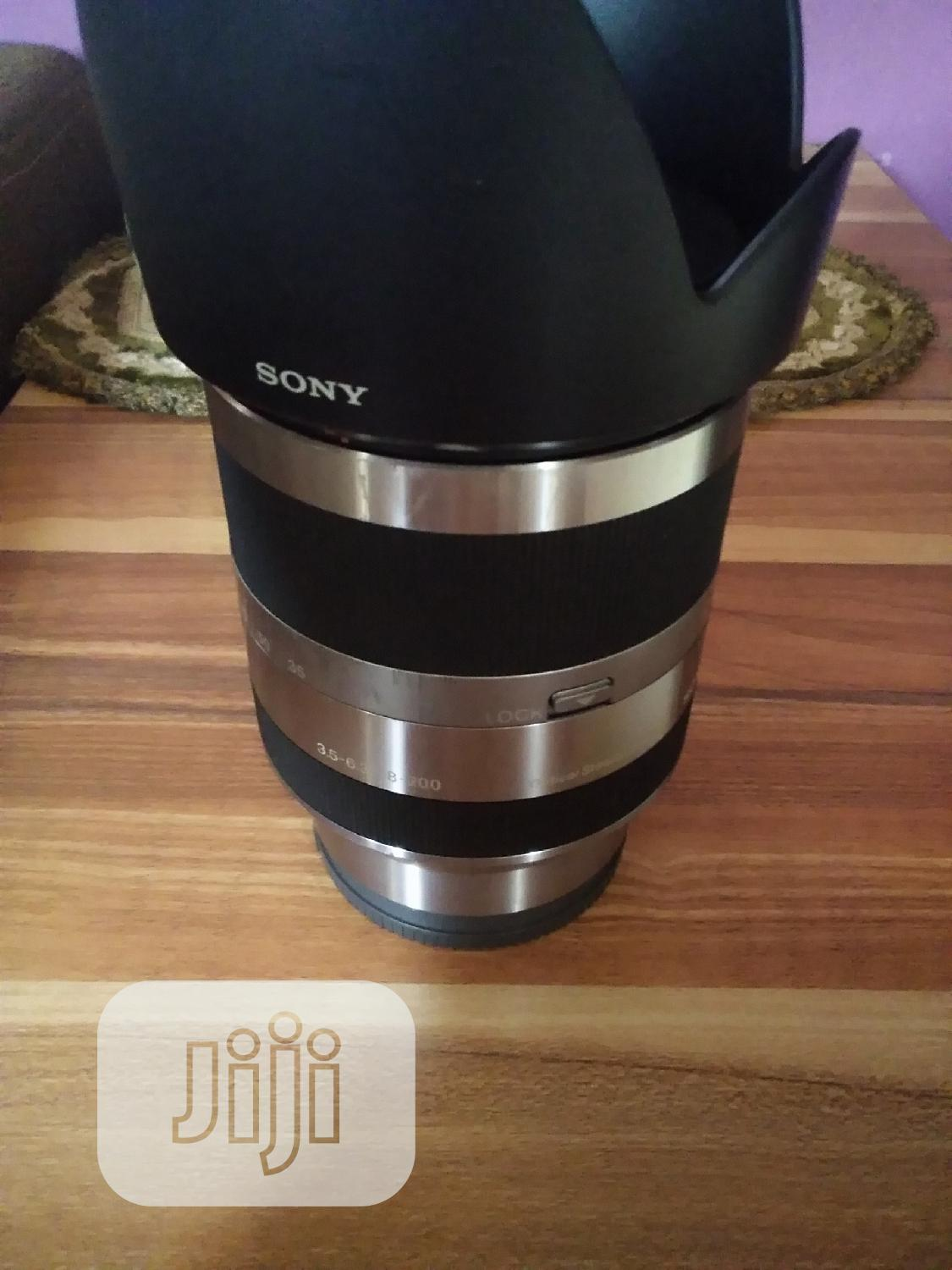 Sony Lens 18-200mm | Accessories & Supplies for Electronics for sale in Alimosho, Lagos State, Nigeria