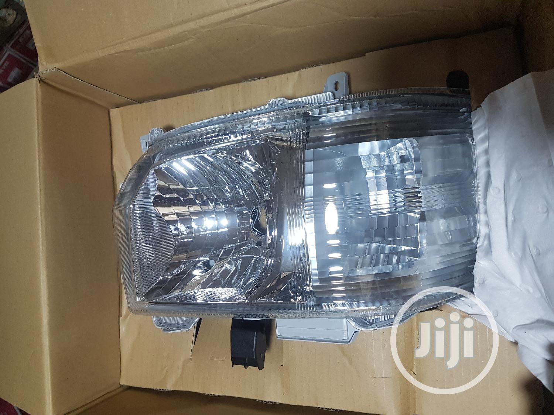 Headlamp For Toyota Hiace (Hummer Bus) 2016