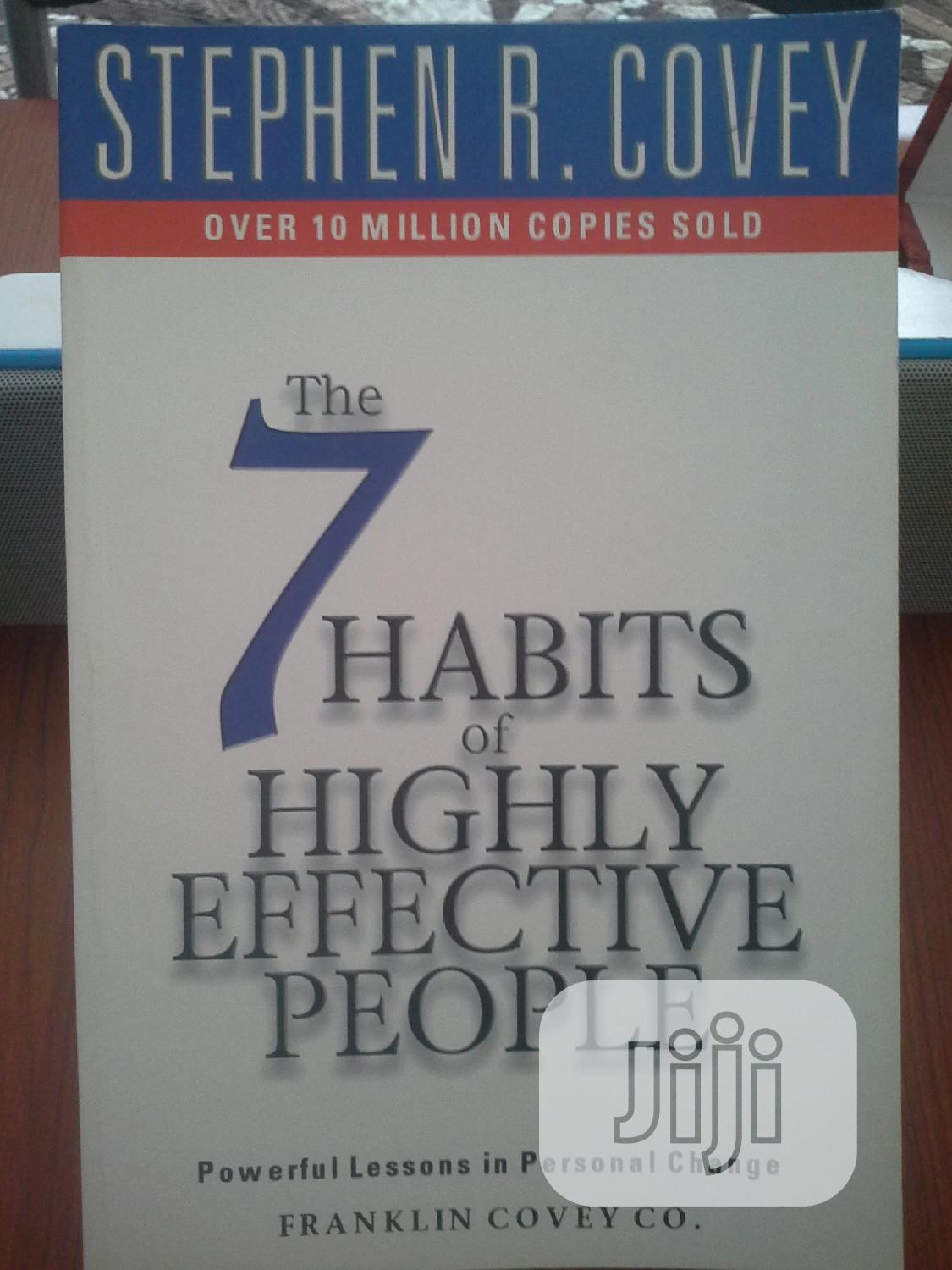 Archive: The 7 Habits of Highly Effective People