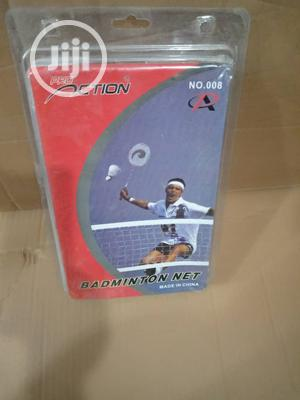 New Action Badminton Net At Ejico Sports | Sports Equipment for sale in Rivers State, Port-Harcourt