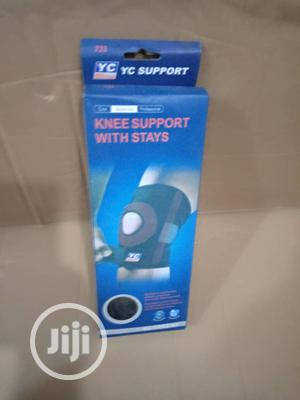 Original Knee Support With Stay Available At Ejico Sports | Sports Equipment for sale in Rivers State, Port-Harcourt