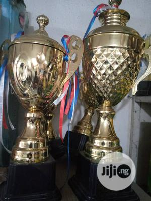 Original Trophy Available At Ejico Sports | Arts & Crafts for sale in Rivers State, Port-Harcourt