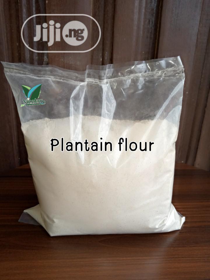 Plantain Flour 1kg