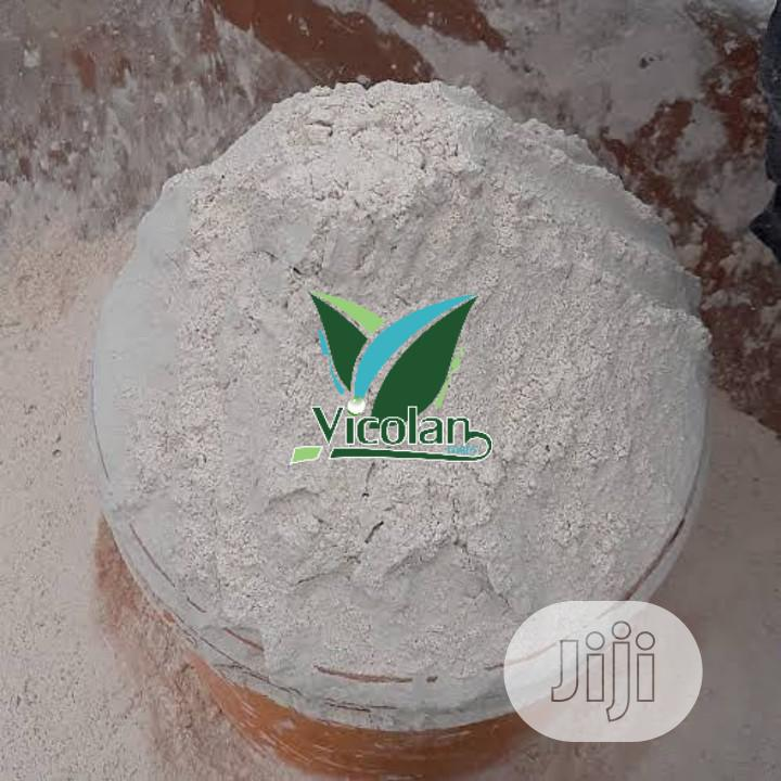 Archive: Yam Flour (Custard Paint)