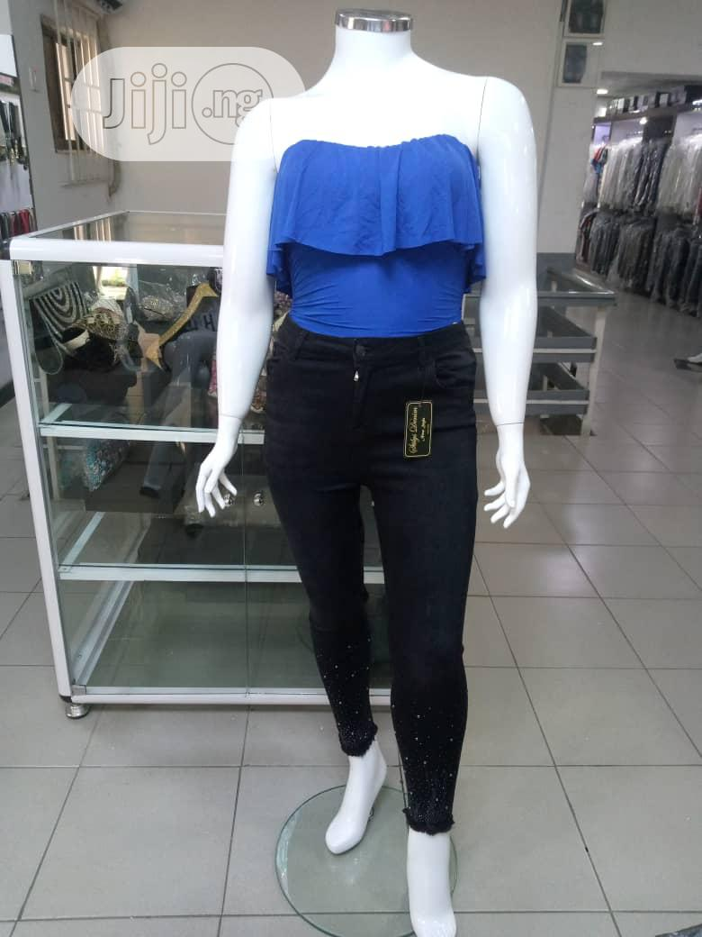 Ladies Jeans And Body Suits