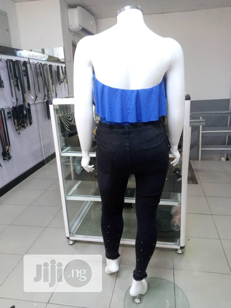 Ladies Jeans And Body Suits | Clothing for sale in Ojodu, Lagos State, Nigeria