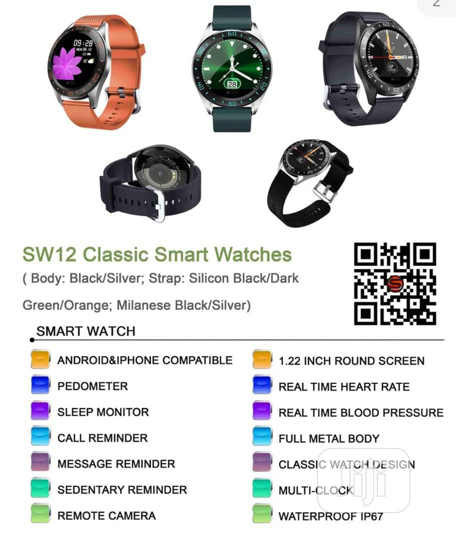 Archive: SW 12 Smart Watches