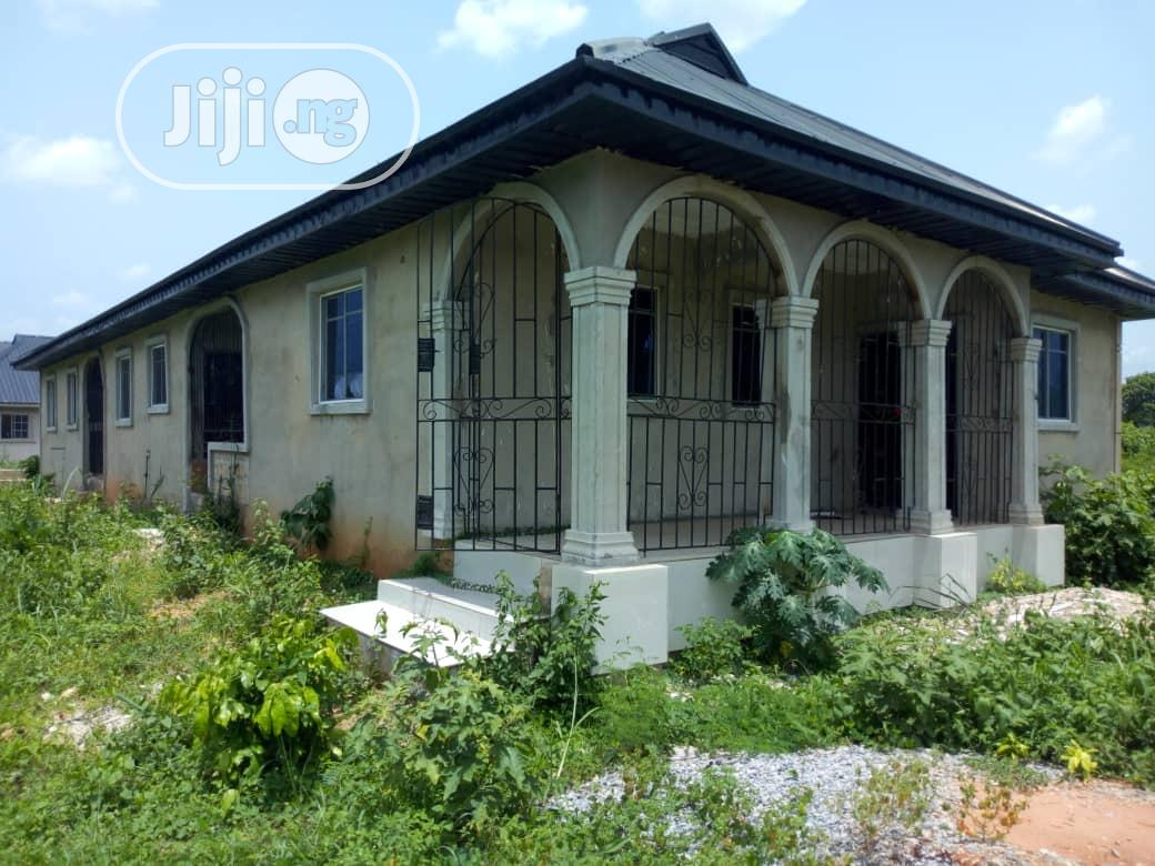 Standard Brand New 2 Units Of 3bedrooms Flat On A 100x100ft For Sale