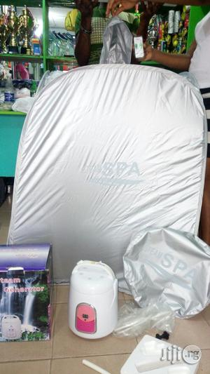 Portable Steam Burning Sauna Spa   Tools & Accessories for sale in Lagos State, Ikeja