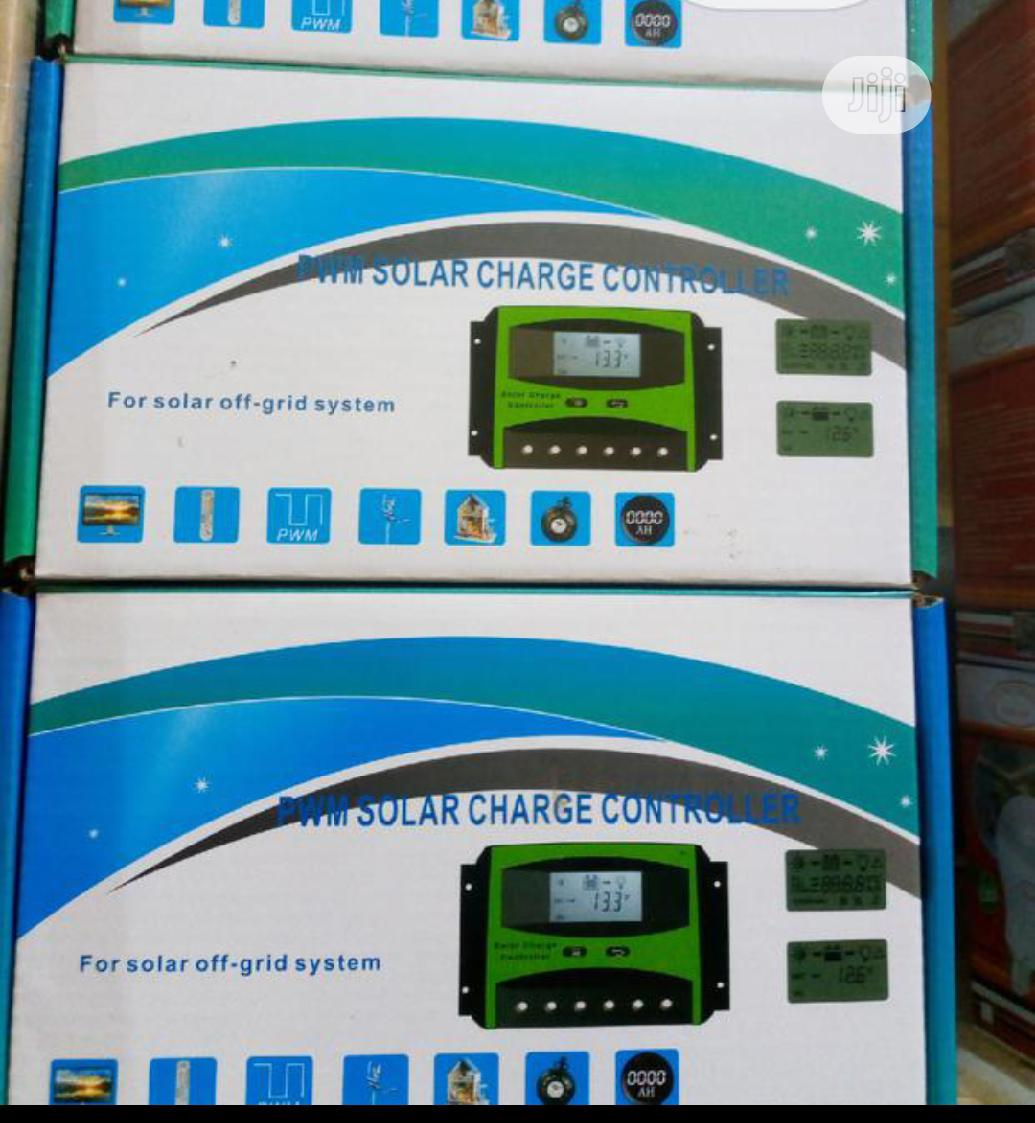 Archive: 30amps Charge Controller