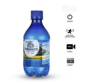 HD 1080P Water Bottle Spy 16gb Camera | Security & Surveillance for sale in Abuja (FCT) State, Wuse