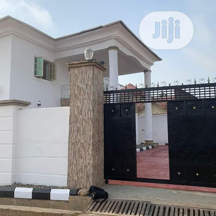 4 Bedroom Duplex at Elebu Area Oluyole Ibadan