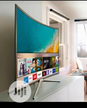 Polystar 55inches Curve Smart Quality | TV & DVD Equipment for sale in Lagos State, Ojo