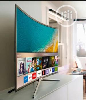 Hisense 55inches Curve Smart Quality | TV & DVD Equipment for sale in Lagos State, Ojo