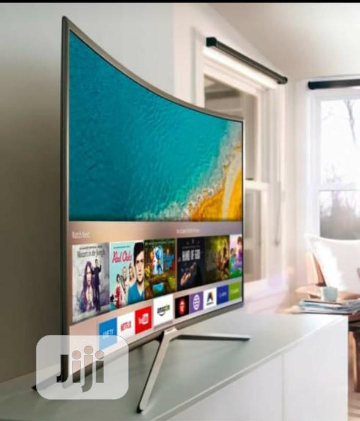 Archive: Hisense 55inches Curve Smart Quality