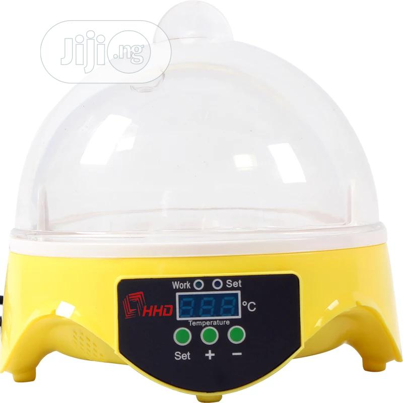 Poultry Hatchery Machine Hatching 7 Mini | Pet's Accessories for sale in Ikeja, Lagos State, Nigeria