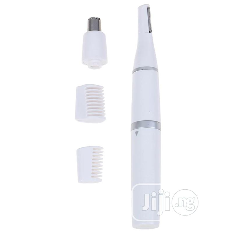 2 In1 Electric Nose Hair Trimmer Shaving Machine | Tools & Accessories for sale in Ikeja, Lagos State, Nigeria