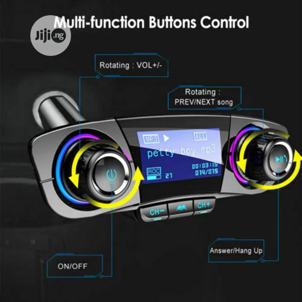 Bluetooth 4.0 Car MP3 Player FM Kit