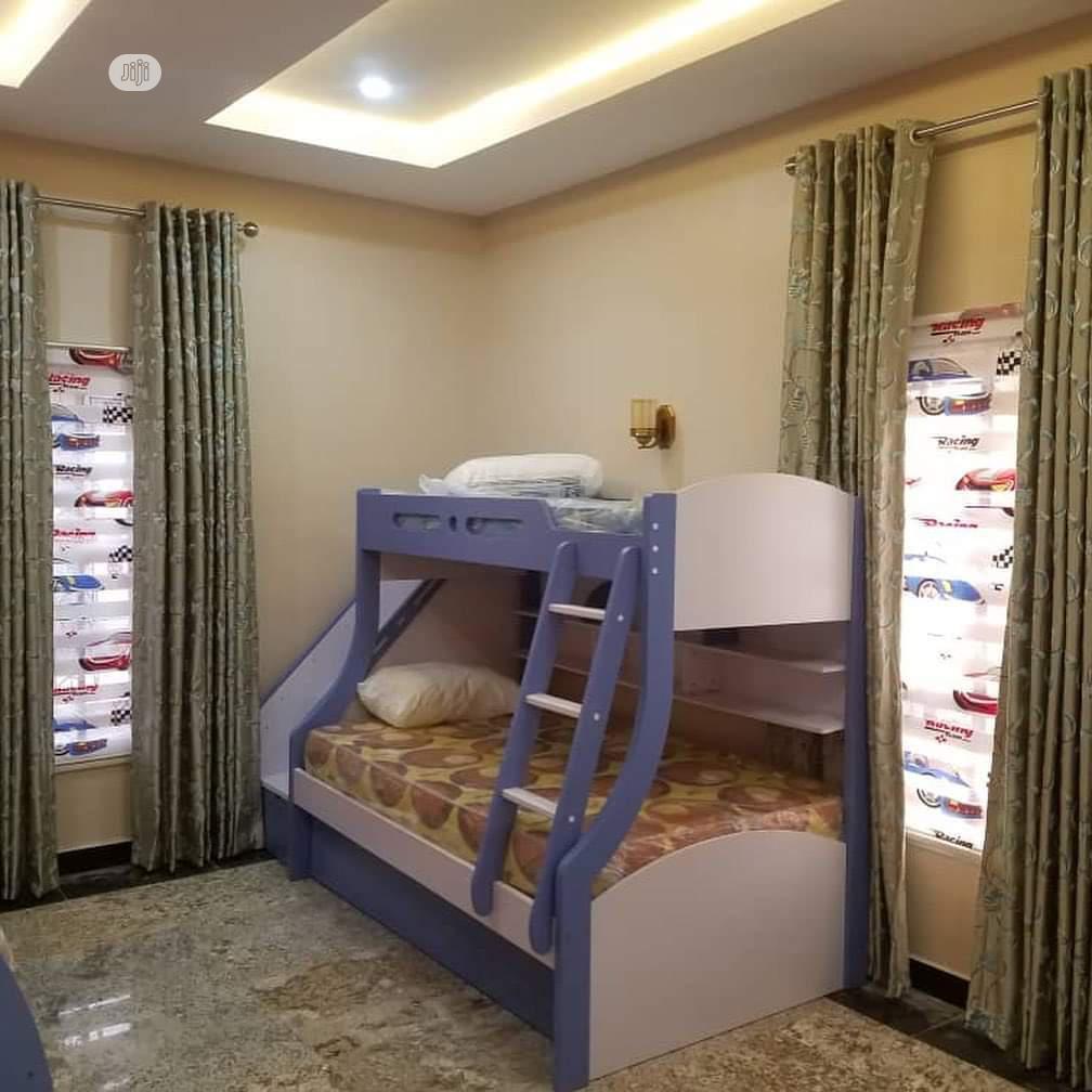 Standard Double Children Bed