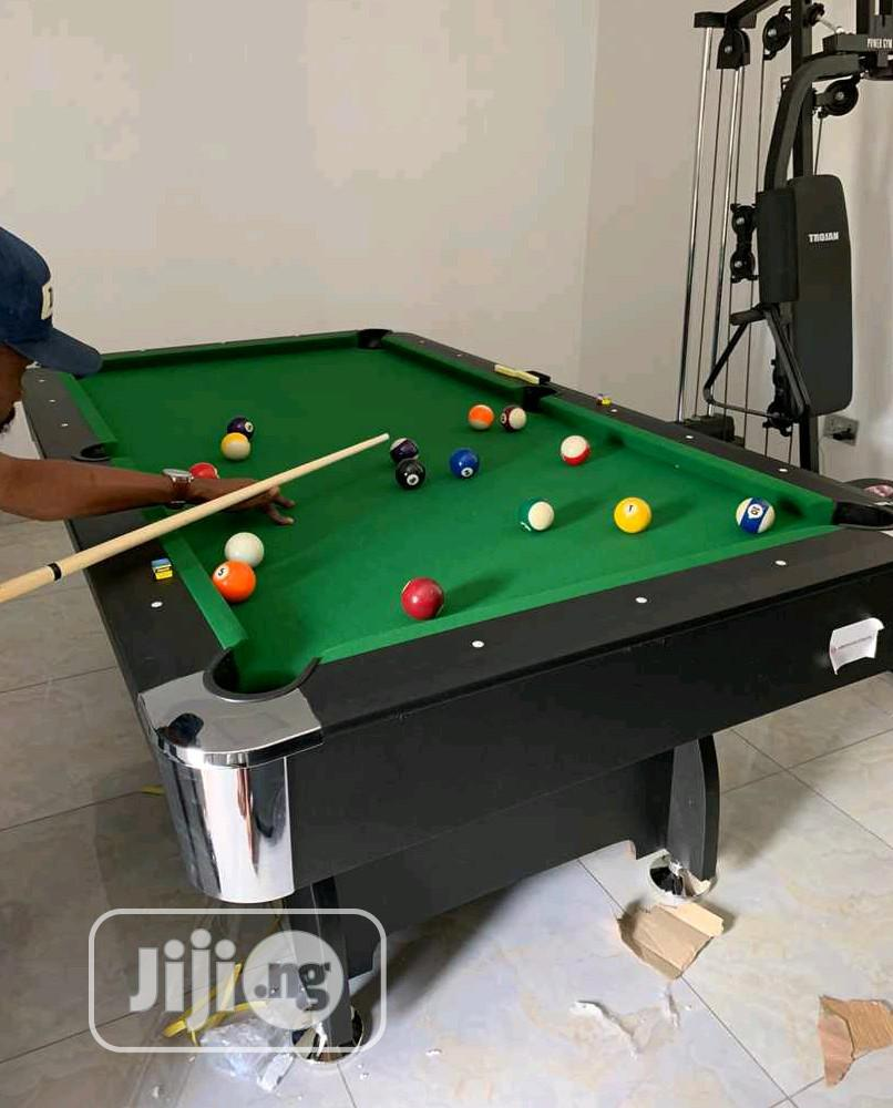 8fit Snooker Board With Complete Accessories