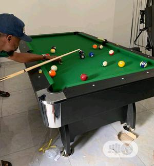 Foreign 8fit Snooker Board With Complete Accessories | Sports Equipment for sale in Lagos State, Amuwo-Odofin