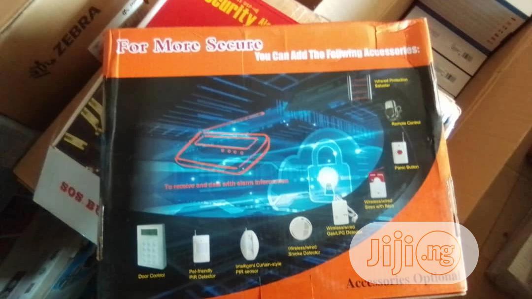 Archive: Gms Alarm System