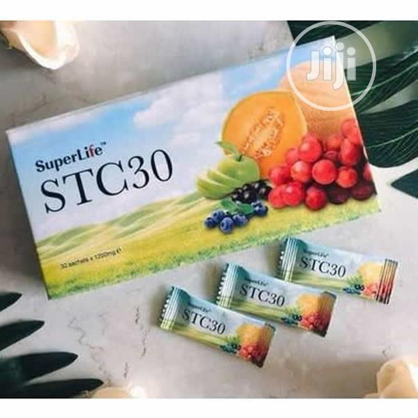 Superlife STC30 - Total Cure for Diabetes, Stroke, Cancer