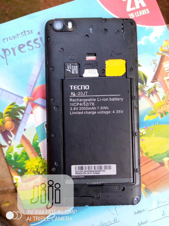 New Tecno F1 8 GB Gold