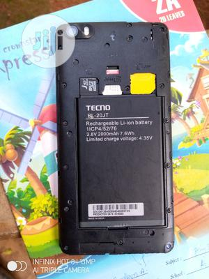 New Tecno F1 8 GB Gold | Mobile Phones for sale in Enugu State, Nsukka