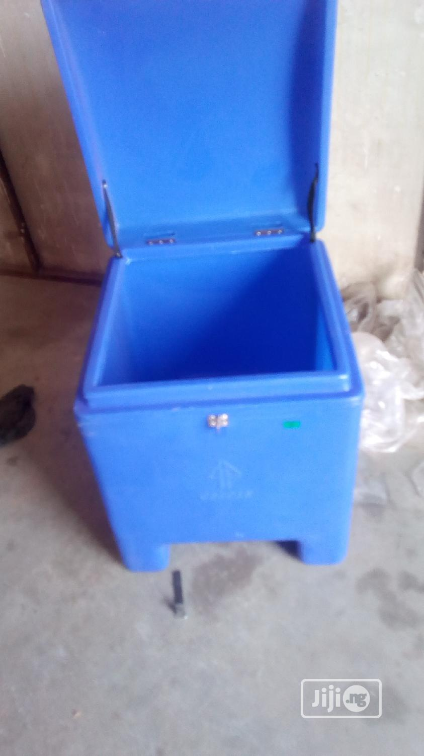 Geepee Courier Service Boxes