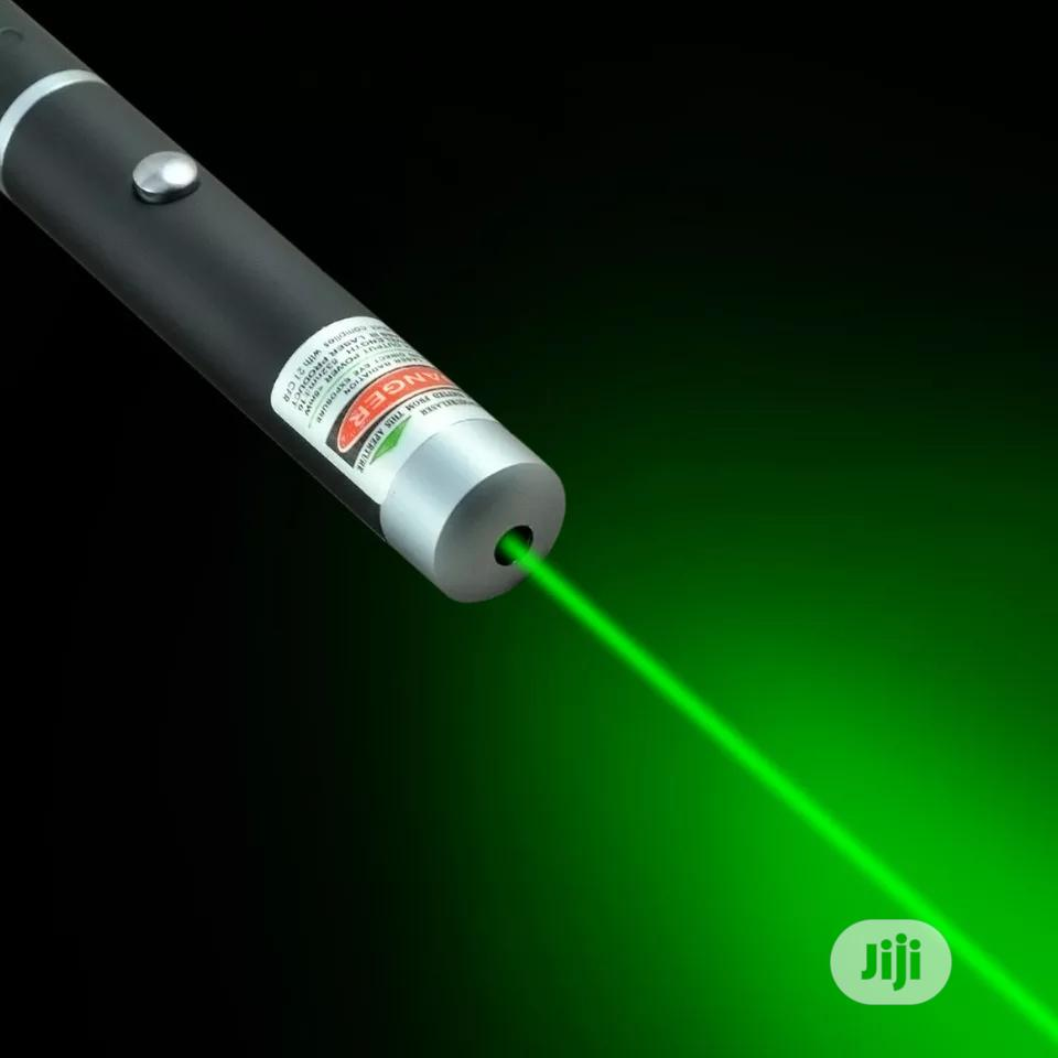 High Quality Red/Green/Blue Laser Pointer | Accessories & Supplies for Electronics for sale in Ikeja, Lagos State, Nigeria