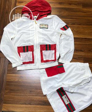 Authentic Gucci Hoodies Up Down Short | Clothing for sale in Lagos State, Alimosho