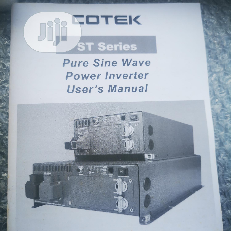 2.5kva/48V Cotek Inverter