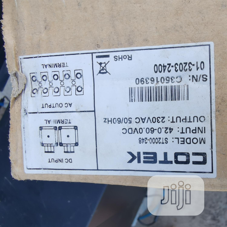 2.5kva/48V Cotek Inverter | Solar Energy for sale in Shomolu, Lagos State, Nigeria