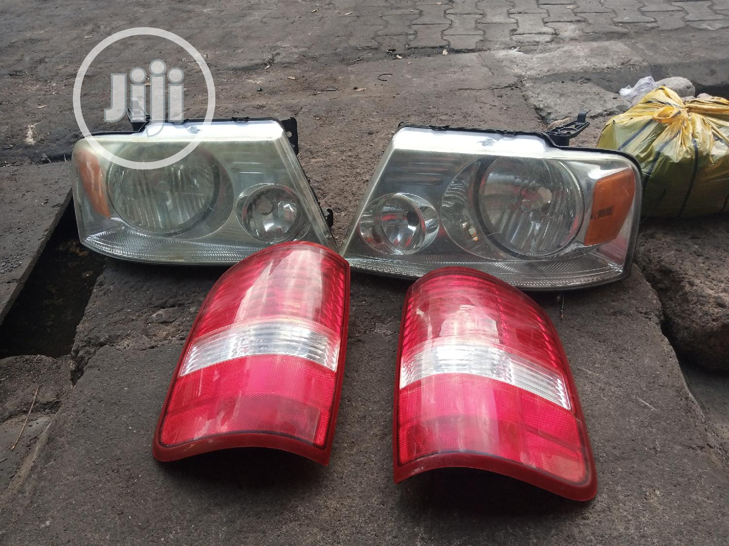 Full Light And Back Light Ford F150 Available In Surulere Vehicle Parts Accessories Ikechukwu Promise Jiji Ng