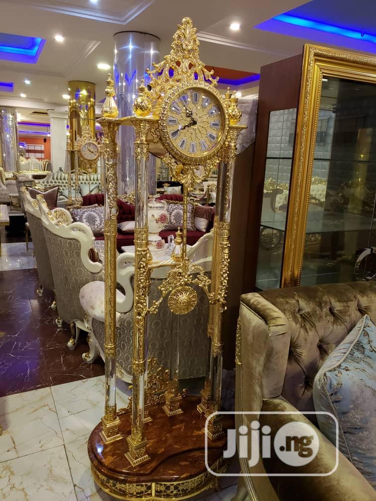 Archive: Original Royal Standing Clock