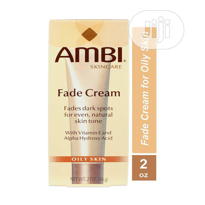 Ambi Skincare Fade Cream For Oily Skin W/ AHA Vitamin E- 56g