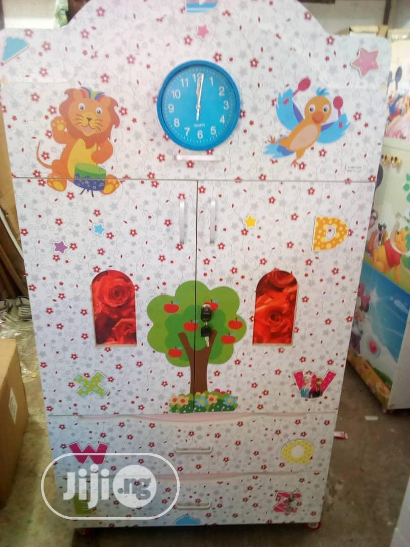 Kiddies Wardropes | Children's Furniture for sale in Ojo, Lagos State, Nigeria