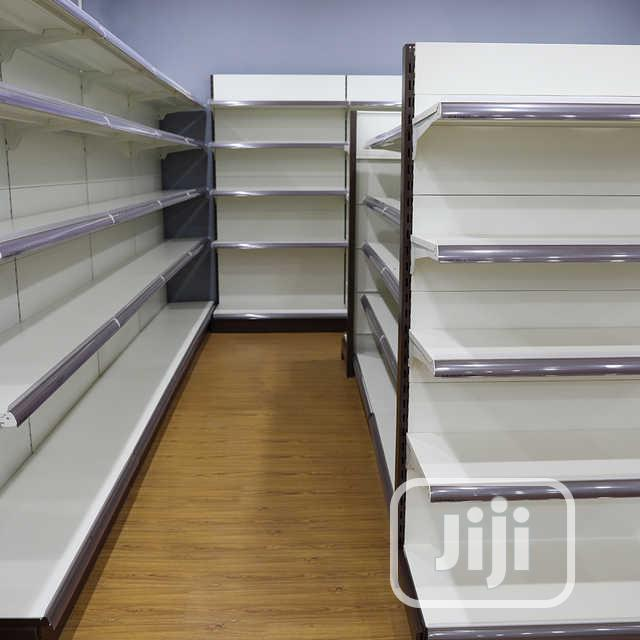 Archive: Complete Supermarket Shelves With 100% Installation And Set Up