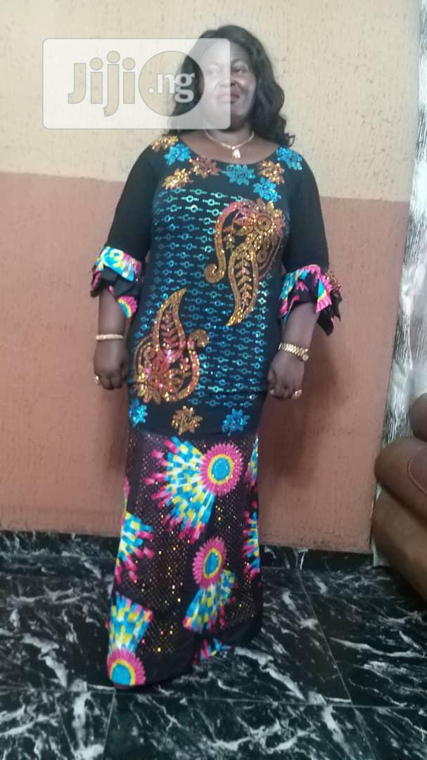 Outstanding Senegalese Beautiful Gown | Clothing for sale in Ikeja, Lagos State, Nigeria