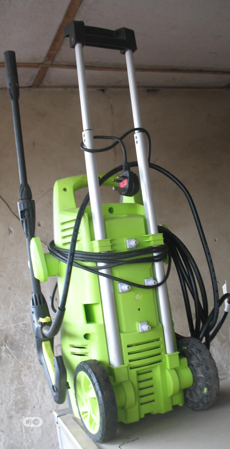 RAC 140 High Pressure Washer (Efficient And Thorough)