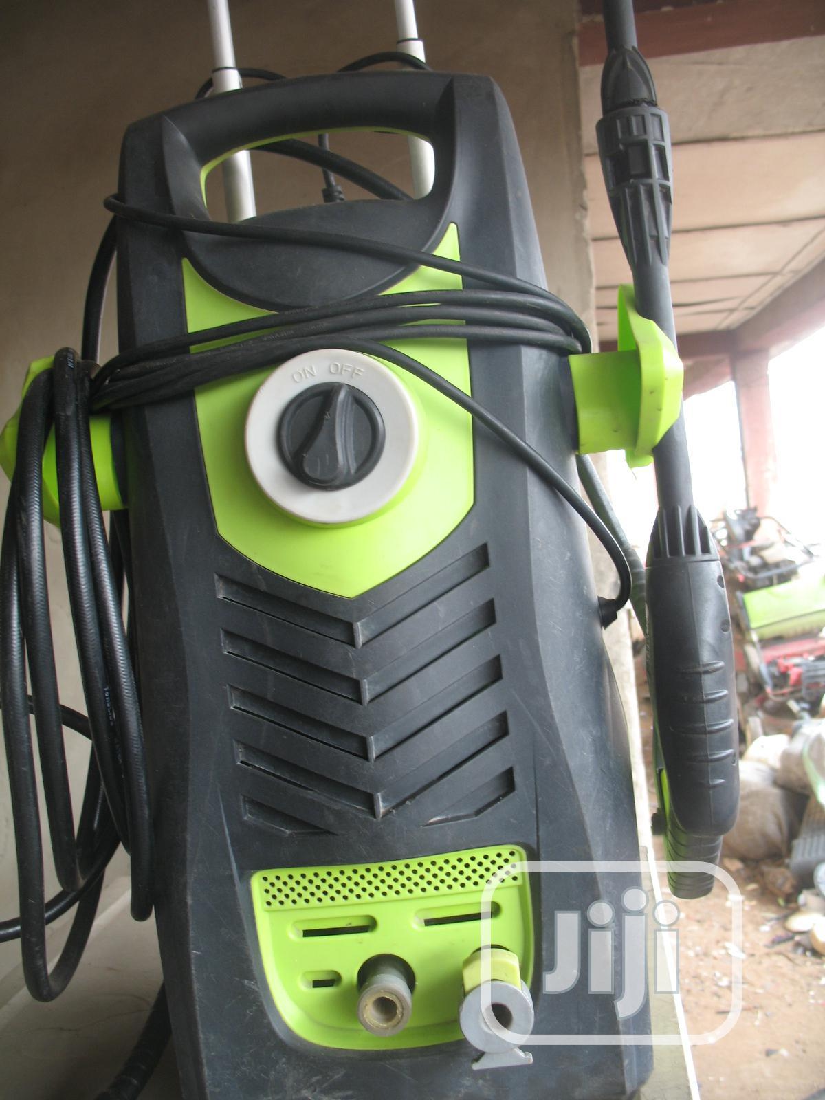 RAC 140 High Pressure Washer (Efficient And Thorough) | Garden for sale in Oshodi, Lagos State, Nigeria